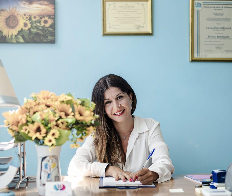 Mariachiara Pelliccioni - Psicologa a Alba Adriatica